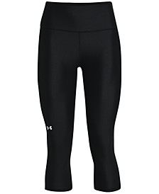 Women's HeatGear® High-Rise Capri Leggings