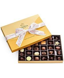 36-Pc. Happy Birthday Gold Gift Box