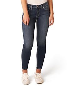 Elyse Curvy-Fit Skinny Jeans