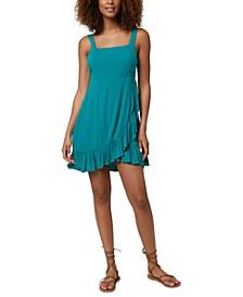 Juniors' Colinda Sleeveless Dress