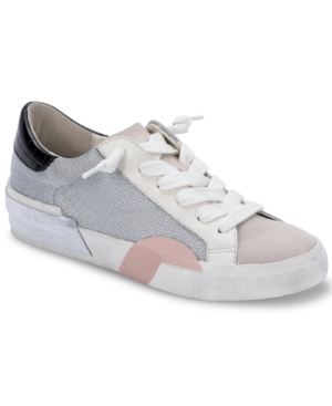 Dolce Vita ZINA LACE-UP SNEAKERS WOMEN'S SHOES