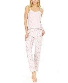 Chase Floral Pajama Set