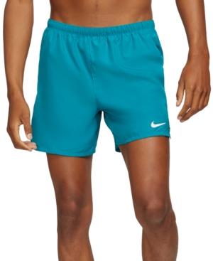 "Nike Briefs MEN'S CHALLENGER BRIEF-LINED 5"" RUNNING SHORTS"