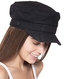 INC Solid Military Hat, Created for Macy's
