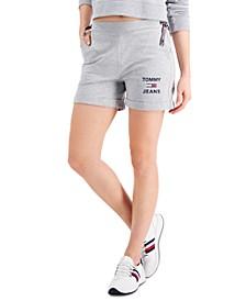 Knit Logo Shorts