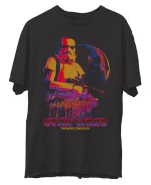 Men's Empire Strikes Back Short Sleeve Tee Shirt