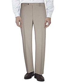 Men's Gray Classic-Fit Pants