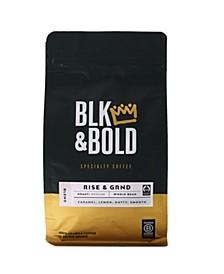 Rise & GRND - Coffee Blend, Medium Roast Whole Bean