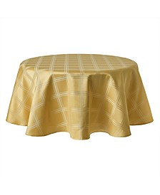 """Element Tablecloth Single Pack 70"""" Round"""