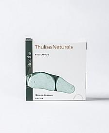 Thulisa Naturals Breathe Eucalyptus Shower Steamers