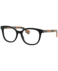 BE2291 Women's Square Eyeglasses