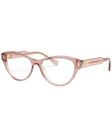 VE3276 Women's Cat Eye Eyeglasses