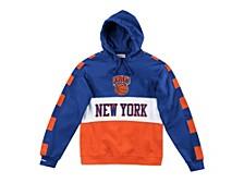 New York Knicks Men's Leading Scorer Fleece Hoodie