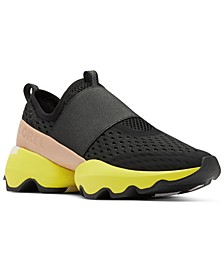 Women's Kinetic Impact Strap Sneakers