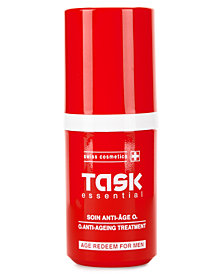 Task Essential Men's Age Redeem Anti-Aging Treatment, 1.7 oz