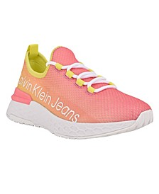 Women's Amory Casual Lace Up Sneakers