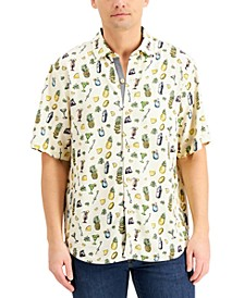 Men's Bahama Mixer Camp Shirt