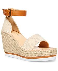 Anastasia Platform Wedge Sandals