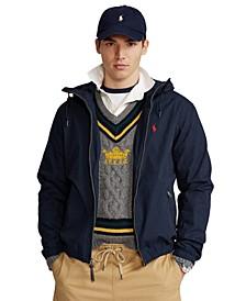 Men's Canvas Hooded Jacket