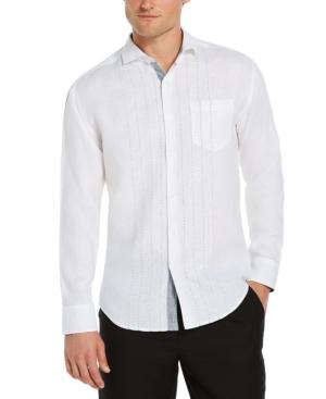 Men's Embroidered One-Pocket Shirt