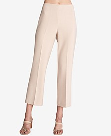 Chimayo Textured Ankle Pants