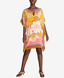Theodora Silk Printed Dress