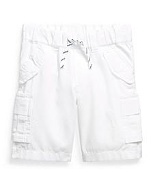 Little Boys Cotton Ripstop Cargo Short