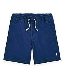 Toddler Boys Twill Shorts