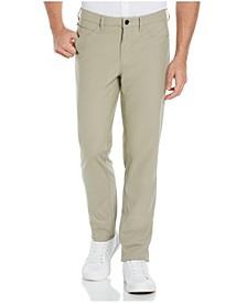 Men's Slim Fit 5-Pocket Performance Stretch Pant