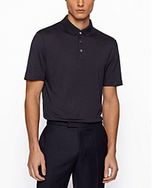 BOSS Men's Press Regular-Fit Polo Shirt