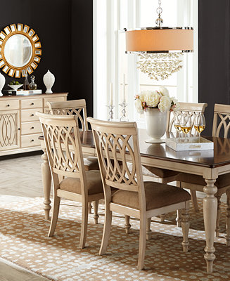 Dovewood Dining Room Furniture Collection Furniture Macy 39 S