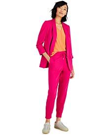 Blazer, Top & Jogger Dress Pants, Created for Macy's