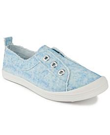 Women's Gemstone Slip-on Sneakers
