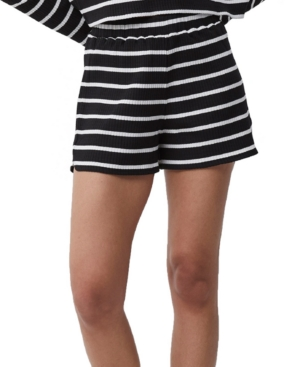 French Connection T-shirts TOMMY STRIPED SHORTS