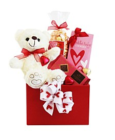 Bear Hugs for My Valentine Gift Box