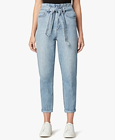 The Brinkley Belted Jeans