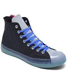 Men's Chuck Taylor All Star Digital Terrain CX High Top Casual Sneakers from Finish Line