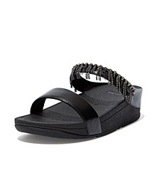 Women's Fino Chandelier Slides