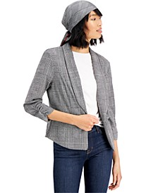Plaid Jacket, Created for Macy's