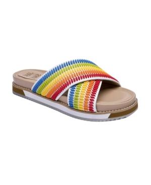 Women's Juniper Cross-Band Slide Sandals Women's Shoes
