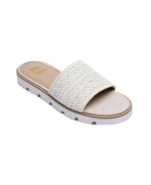 Women's Alexia Woven Slide Sandals Women's Shoes