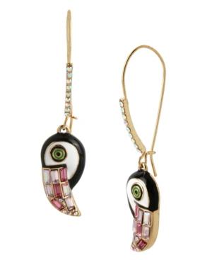 Toucan Dangle Earrings