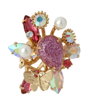 Butterfly Cluster Ring
