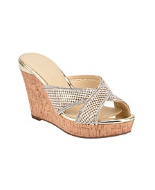 Women's Eleonorae Wedge Sandals
