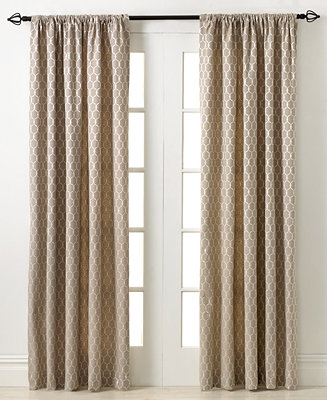 Closeout Miller Curtains Penwood 50 X 84 Panel Window Treatments For The Home Macy 39 S