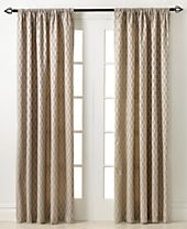 """CLOSEOUT! Miller Curtains Penwood 50"""" x 84"""" Panel"""