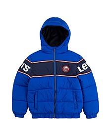 Little Boys Puffer Jacket
