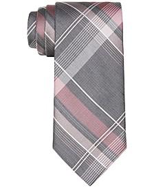 Men's Classic Exploded Plaid Tie