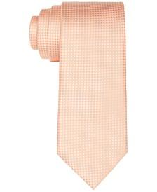 Men's Classic Textured Grid Tie