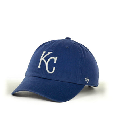 '47 Brand Kansas City Royals Clean Up Hat